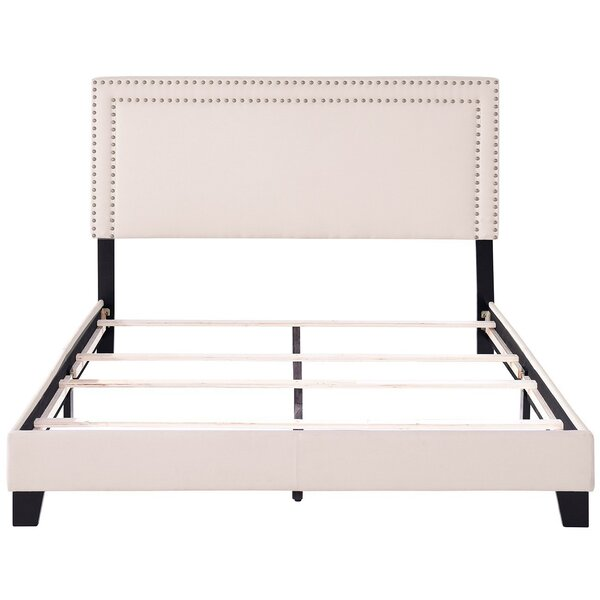Shavano Upholstered Standard Bed by Red Barrel Studio
