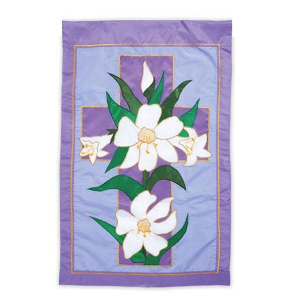 Easter Morning Garden Flag by Evergreen Flag & Garden