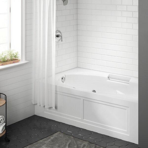Majora 72 x 42 Skirted Air Bathtub by Jacuzzi®