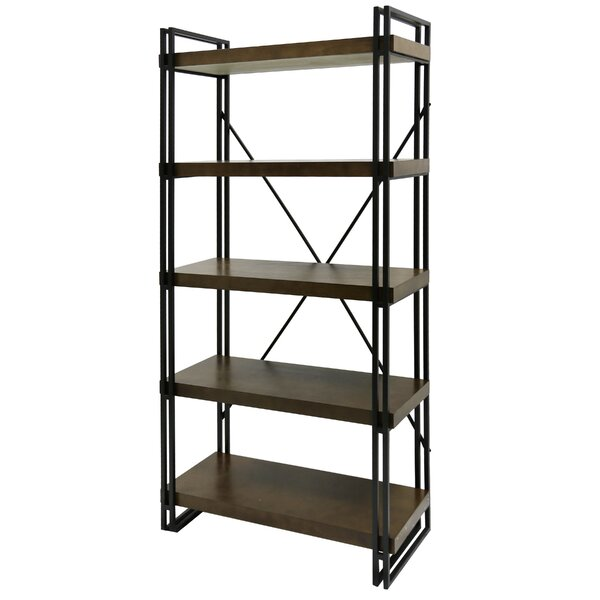 Nikole Etagere Bookcase by 17 Stories