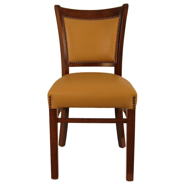 Back & Seat Upholstered Dining Chair (Set of 2) by H&D Restaurant Supply, Inc.