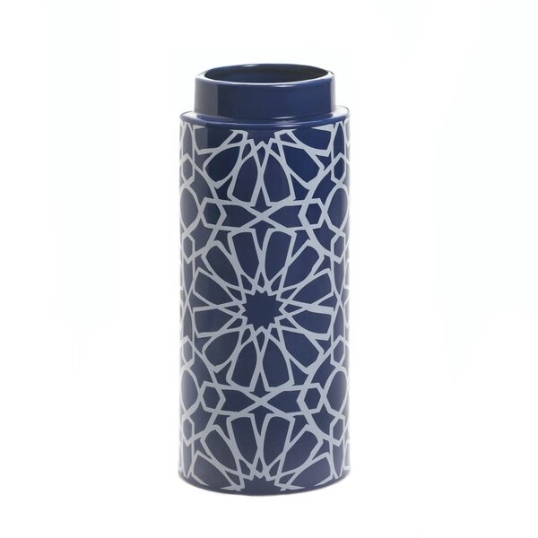 Orion Ceramic Vase by Zingz & Thingz