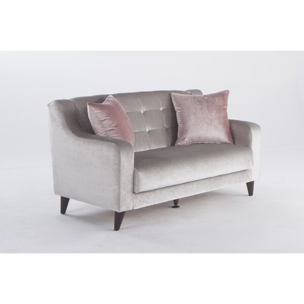 Clemmons Loveseat by Mercer41
