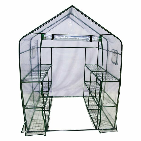 5 Ft. W x 5 Ft. D Growing Rack by Abba Patio
