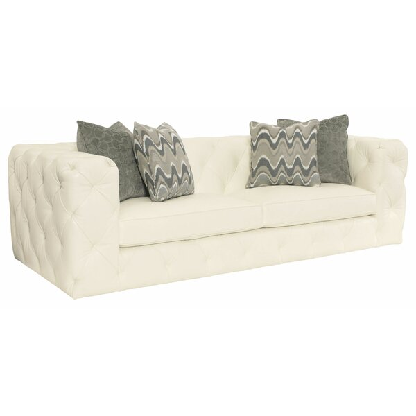 Chelsea Leather Sofa by Bernhardt