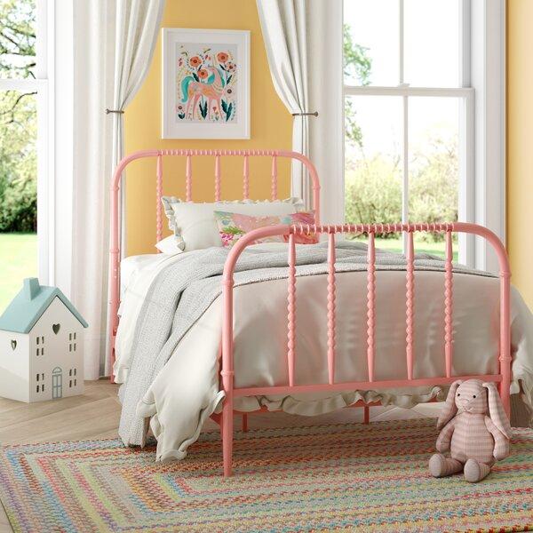 Weston Slat Panel Bed by Viv + Rae