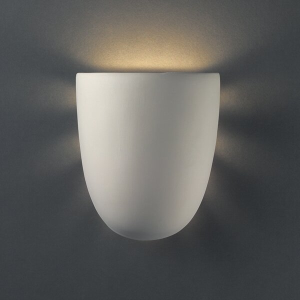 Sandpiper Small 1-Light Flush Mount by Bay Isle Home