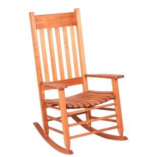 Red Grandis Style Rocking Chair Hinkle Chair Company