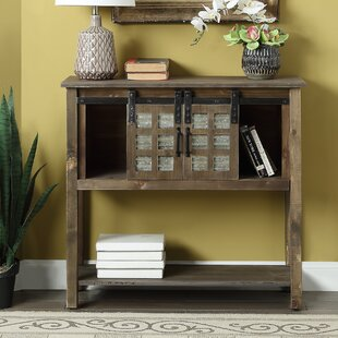 Huldah Console Table by Williston Forge