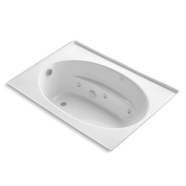Windward 60 x 42 Whirlpool Bathtub by Kohler