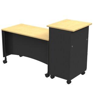 Wood 40 Combo Desk
