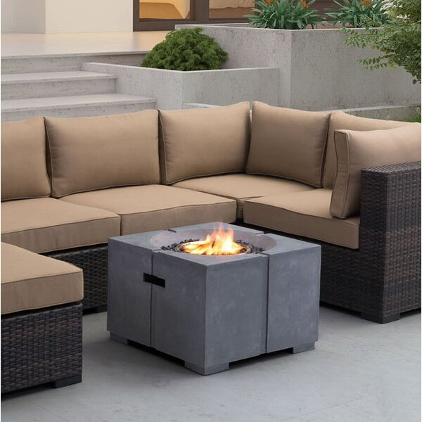 Hanks Propane Fire Pit by Pyper Marketing LLC