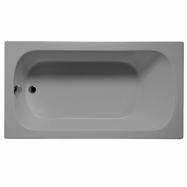 Sanibel 60 x 30 Air/Whirlpool Bathtub by Malibu Home Inc.