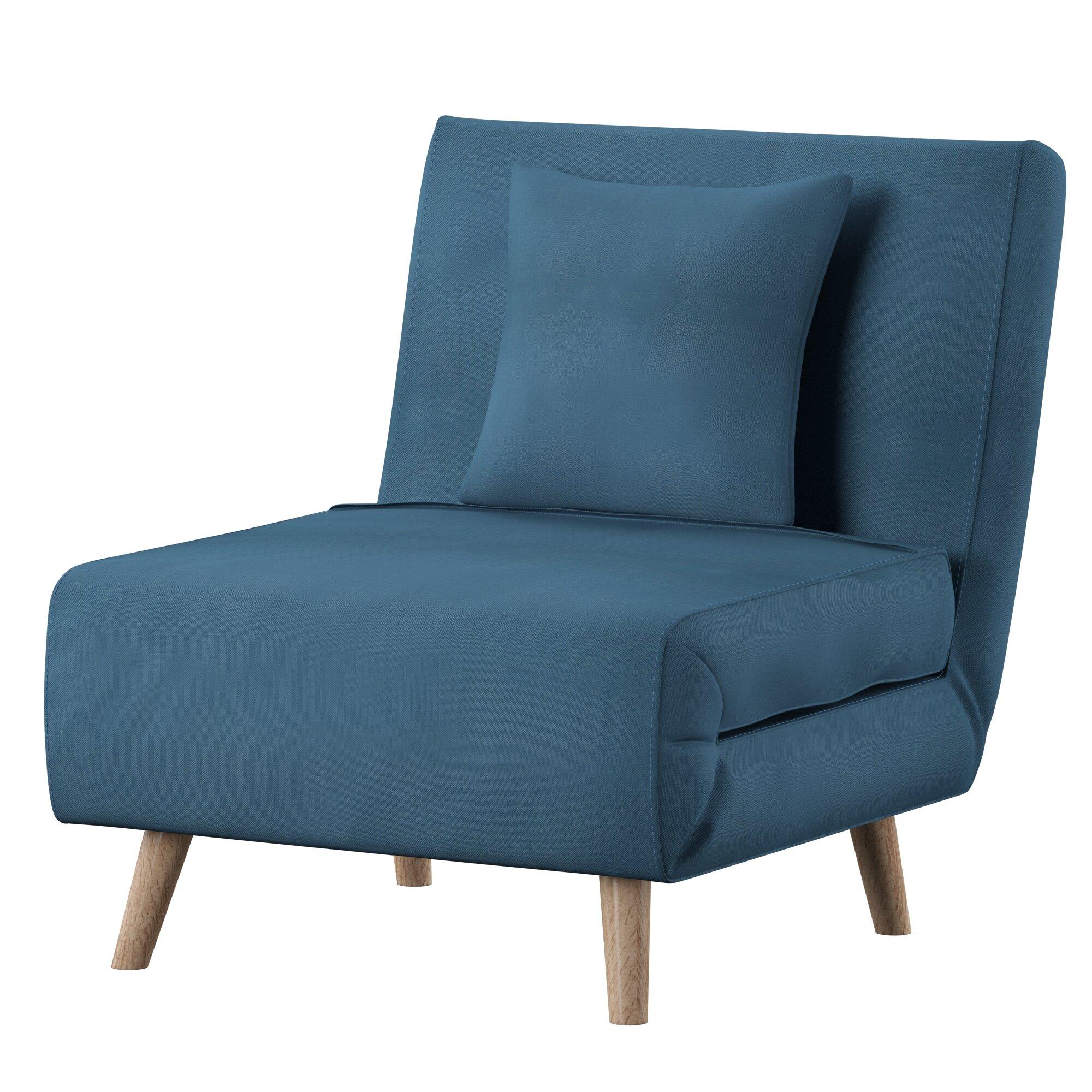 Wolfe 30 71 Convertible Chair Allmodern
