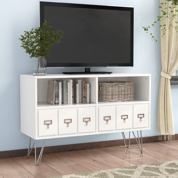 Review Leverette TV Stand For TVs Up To 48