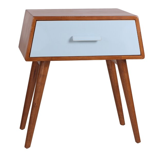 Brooklyn End Table by Porthos Home