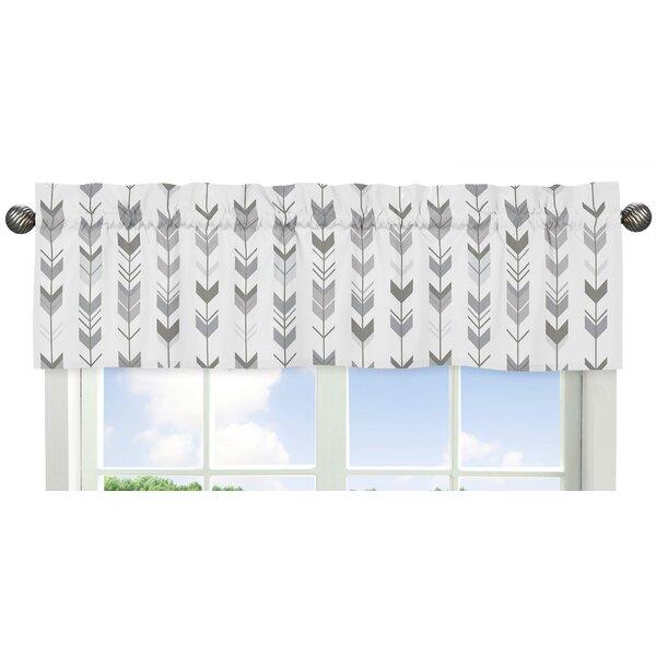 Mod Arrow 54 Window Valance by Sweet Jojo Designs