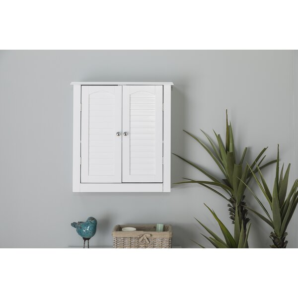 Forbis 22.5 W x 24 H Wall Mounted Cabinet by Highland Dunes