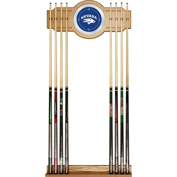 University of Nevada Wall Cue Racks by Trademark Global