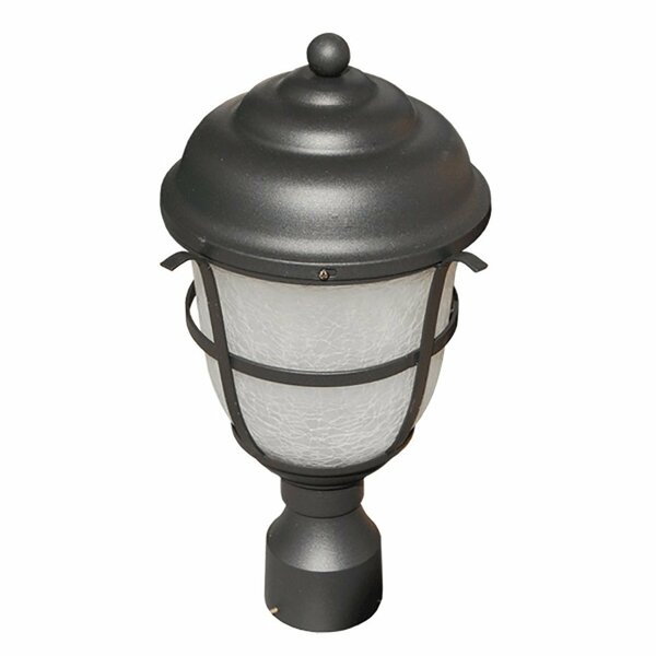 Greek Outdoor 1-Light Lantern Head by eTopLighting