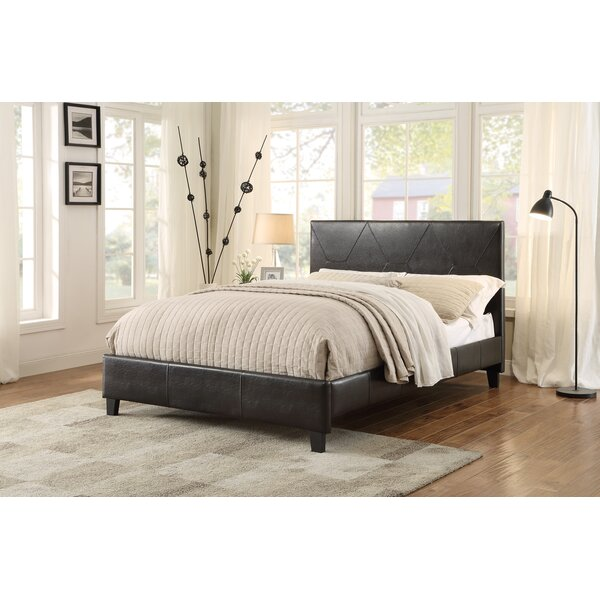 Alfords Upholstered Platform Bed By Latitude Run