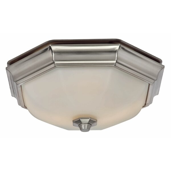 Huntley 80 CFM Bathroom Fan with Light by Hunter H