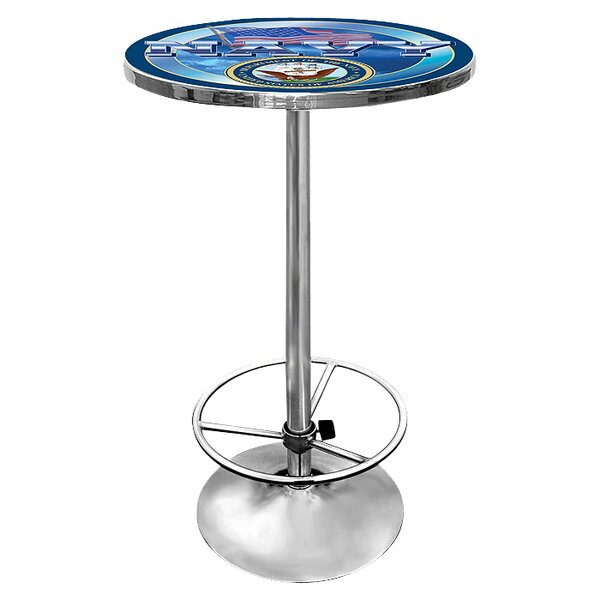 US Pub Table by Trademark Global