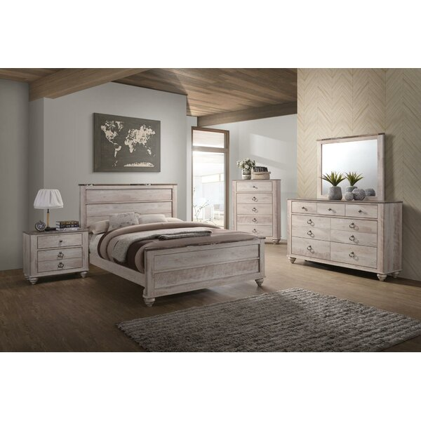 Tanja Standard 5 Piece Bedroom Set by Ophelia & Co.