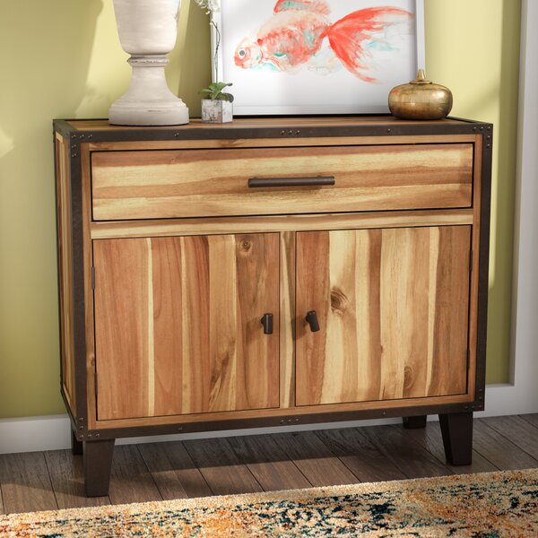 Amersfoort 1 Drawer Accent Cabinet by World Menagerie