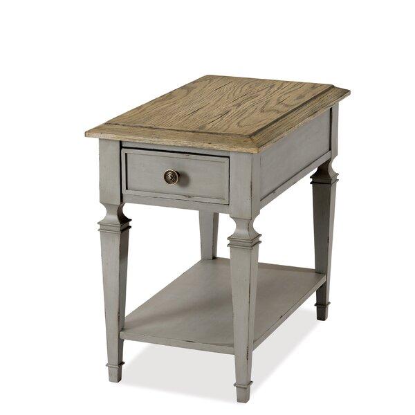 Charroux End Table with Storage by One Allium Way One Allium Way