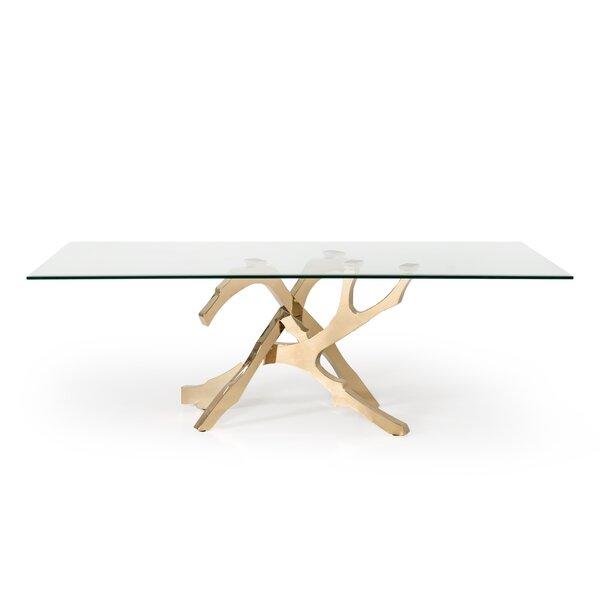 Verdugo Dining Table by Brayden Studio