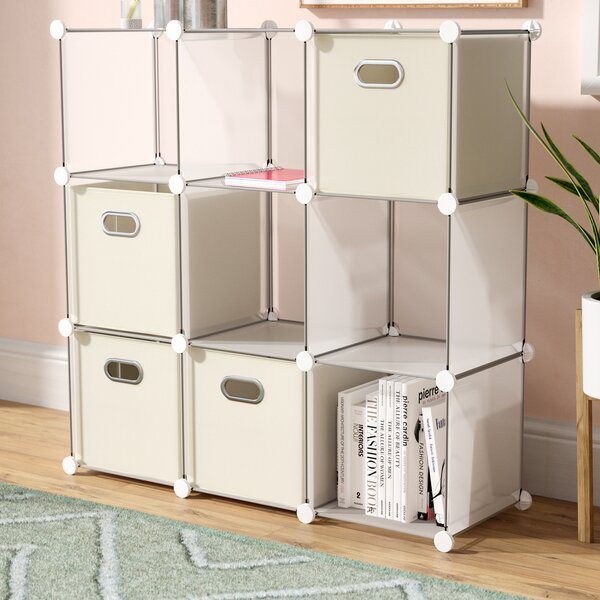 Cube DIY Unit Cube Bookcase by Symple Stuff