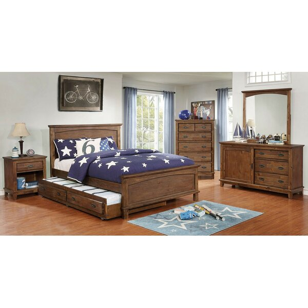 Beckles Platform Bed By Harriet Bee