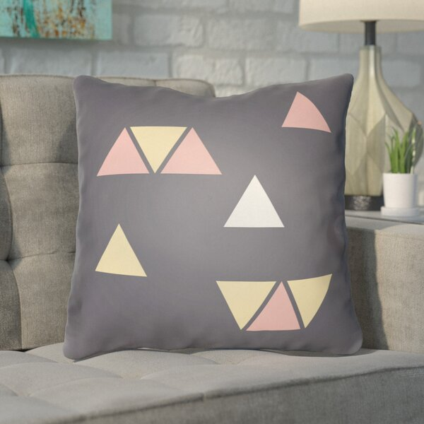 Burbach Indoor/Outdoor Throw Pillow