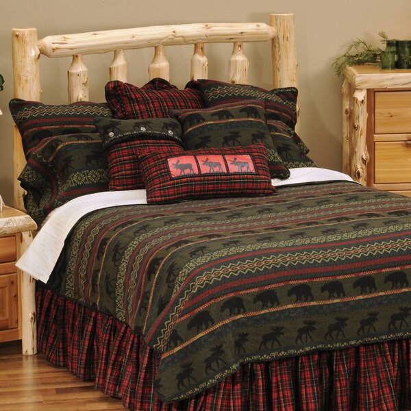 Dickens Coverlet Set