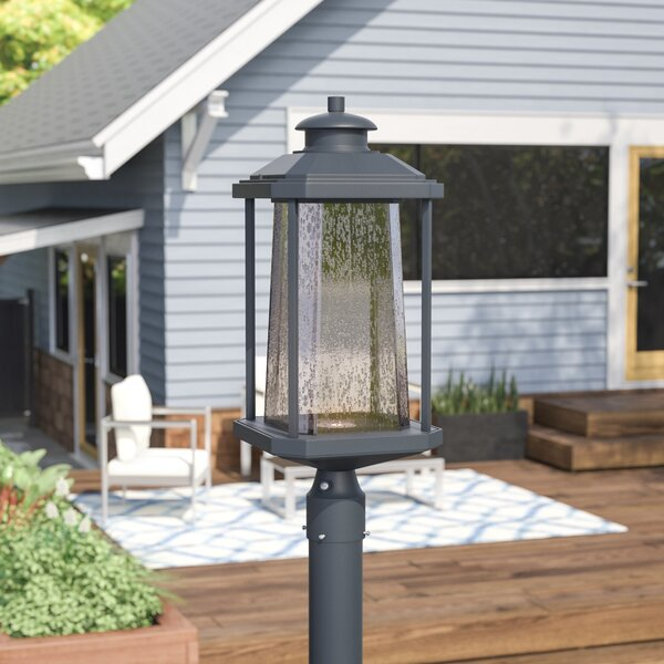 Herrell 1-Light LED Outdoor Lantern Head by Brayden Studio