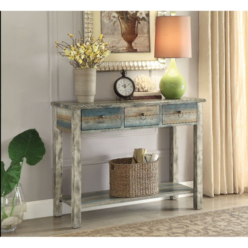 Bouldin Creek Beautiful Console Table
