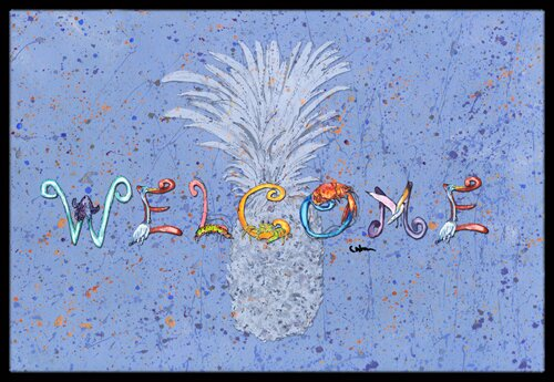 Richland Doormat by Bay Isle Home