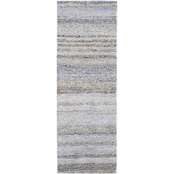 Halton Sky Blue Area Rug by Wrought Studio