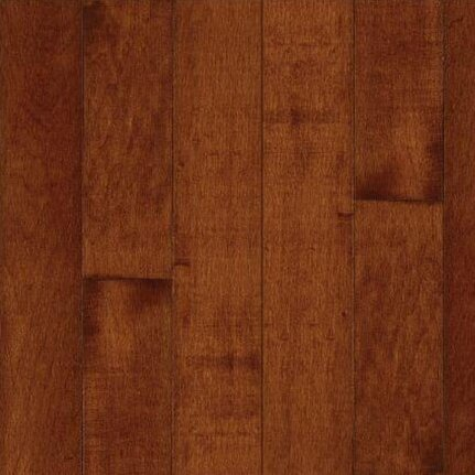 4 Solid Maple Hardwood Flooring in Cherry by Bruce Flooring