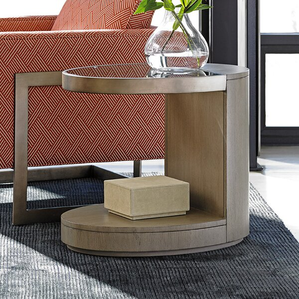 Shadow Play Highball End Table by Lexington Lexington