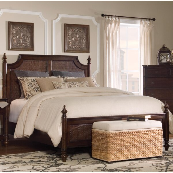 Mcfarlin Standard Bed by Rosalind Wheeler