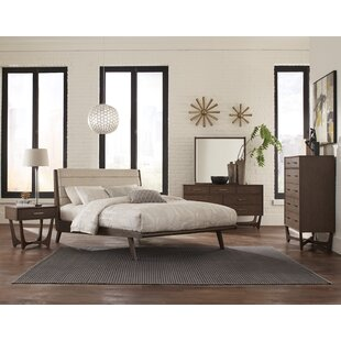 Doorfield Platform Configurable Bedroom Set By Corrigan Studio
