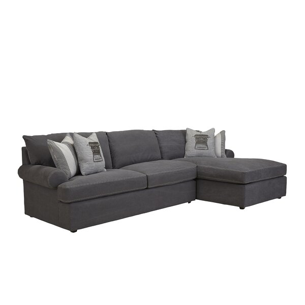 Temescal Right Hand Facing Sectional by Brayden Studio