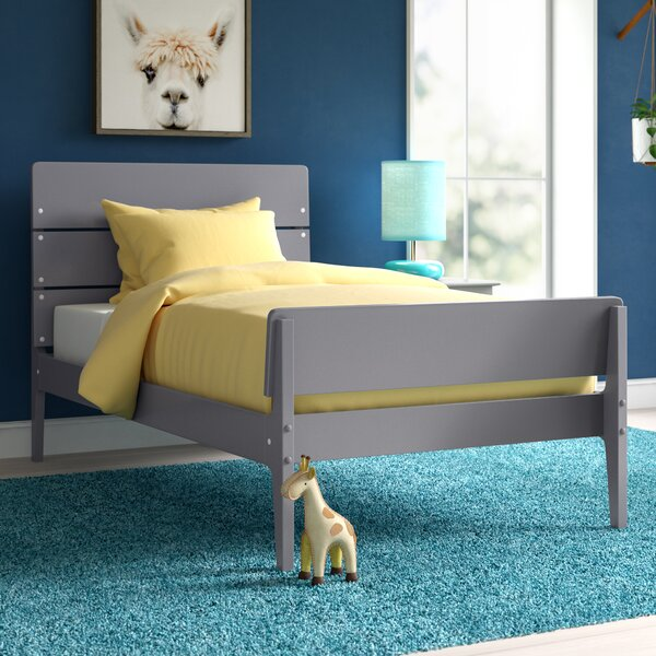 Donahoe Twin Platform Bed by Mack & Milo
