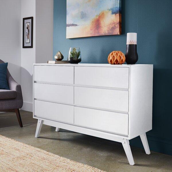 Mitton 6 Drawer Dresser by Ivy Bronx