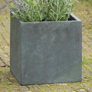 Modern Planters Outdoor Modern outdoor planters wayfair modern concrete pot planter workwithnaturefo