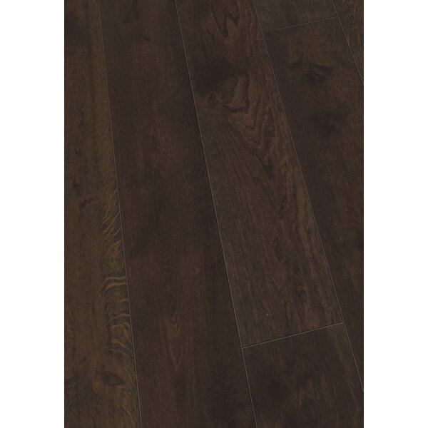 7.5 Engineered Oak Hardwood Flooring in Brushed Metro by Maritime Hardwood Floors