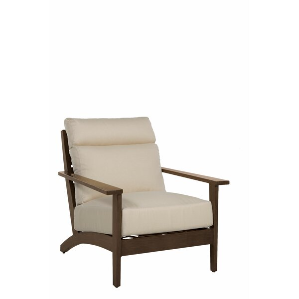 Kennebunkport Patio Chair with Cushions by Summer Classics