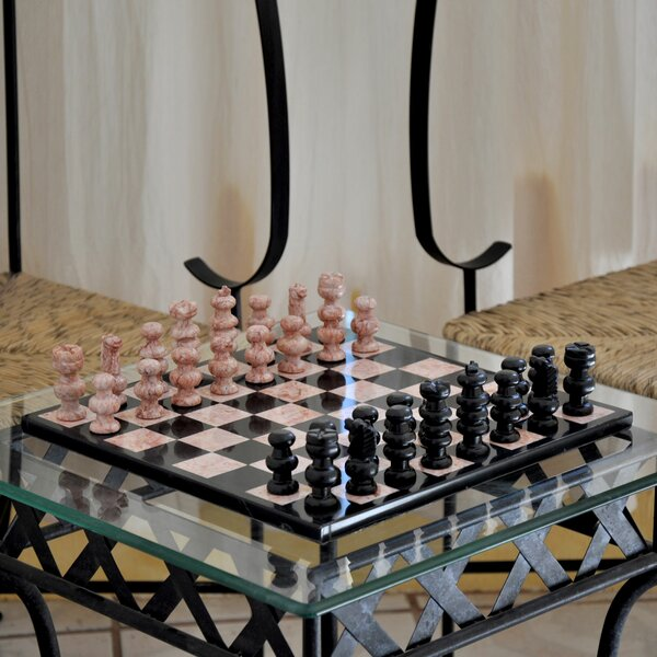 Marble Chess Set by Novica